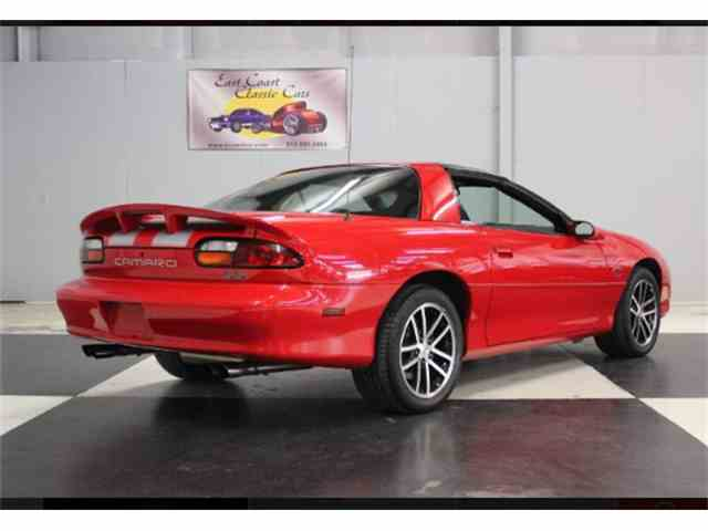 2002 Chevrolet Camaro 35th Anniversary | 995382