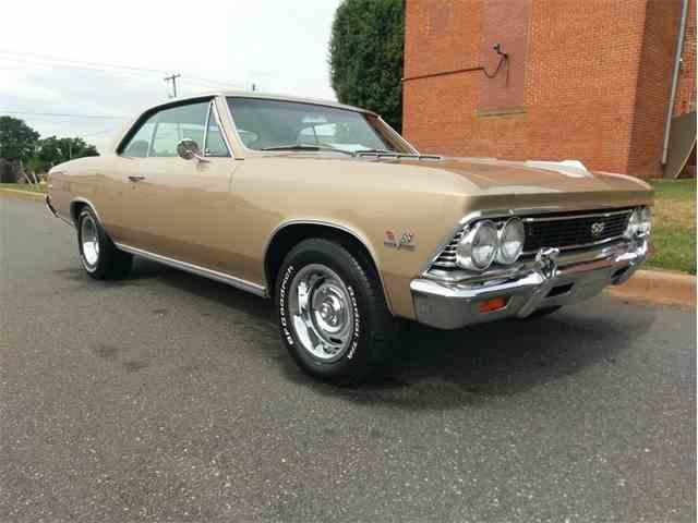 1966 Chevrolet Chevelle SS | 995388