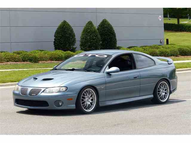 2006 Pontiac GTO | 995391