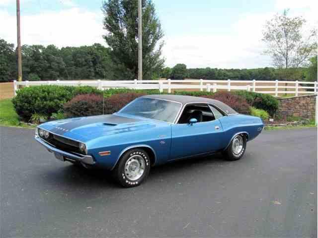1970 Dodge Challenger RT/SE  383 Magnum | 995395