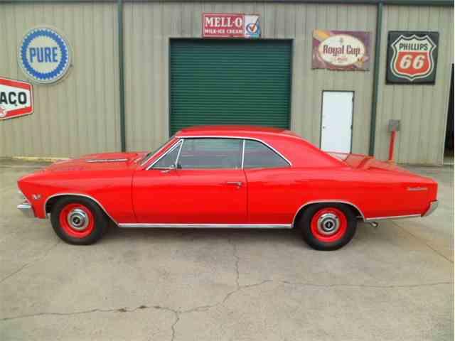 1966 Chevrolet Chevelle SS | 995398