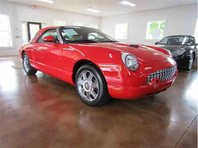 2003 to 2005 ford thunderbird for sale on 23 available. Black Bedroom Furniture Sets. Home Design Ideas