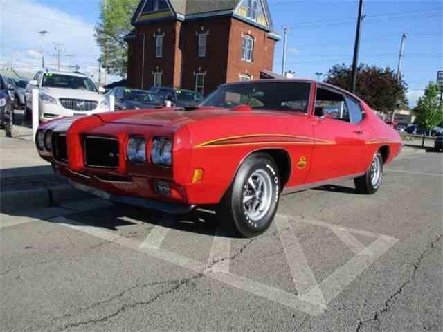 1970 Pontiac GTO | 995405
