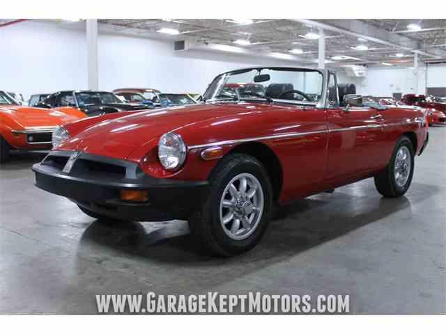 1976 MG MGB | 995406