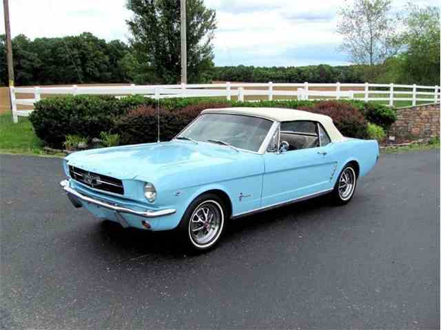 1965 Ford Mustang | 995407