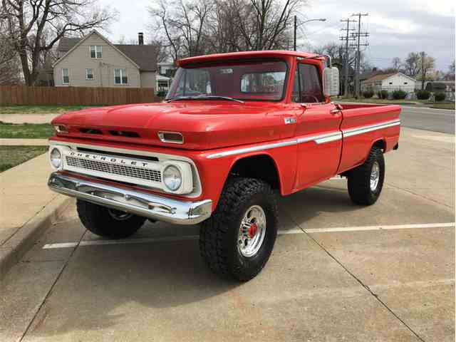 1965 Chevrolet C/K 10 | 995414