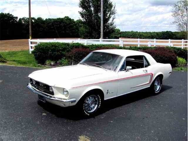1968 Ford Mustang | 995428