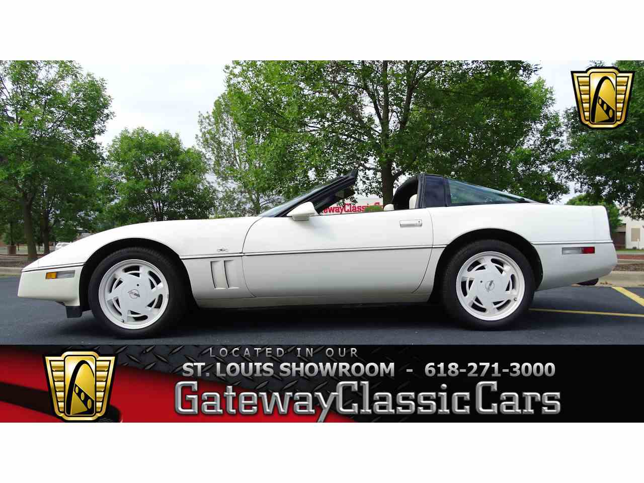 1988 Chevrolet Corvette for Sale - CC-995439