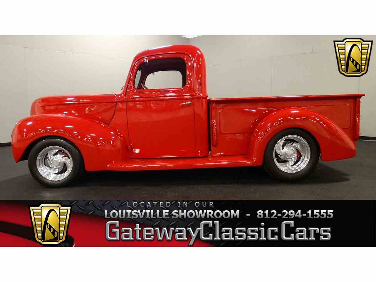 1941 Ford Pickup for Sale - CC-995442