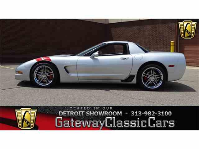 2001 Chevrolet Corvette | 995446