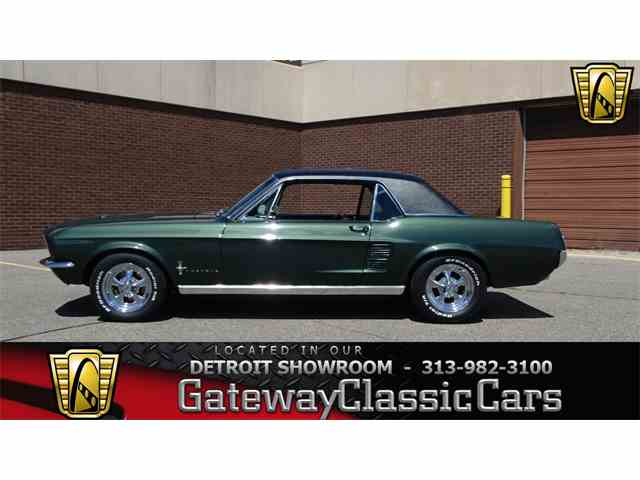 1967 Ford Mustang | 995447