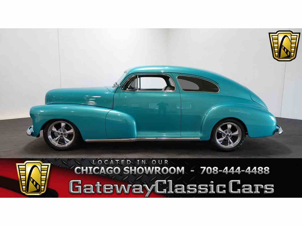 Large Picture of Classic '48 Fleetline located in Crete Illinois - $32,995.00 Offered by Gateway Classic Cars - Chicago - LC3F