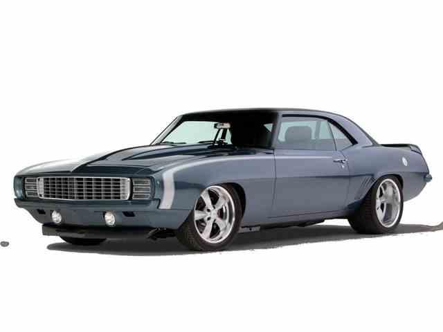 1969 Chevrolet Camaro   995452
