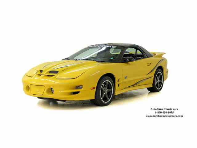2002 Pontiac Firebird Trans Am | 995455
