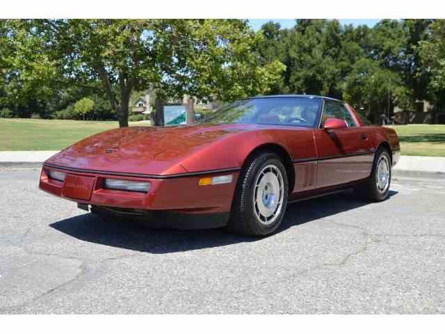 1986 Chevrolet Corvette | 995456