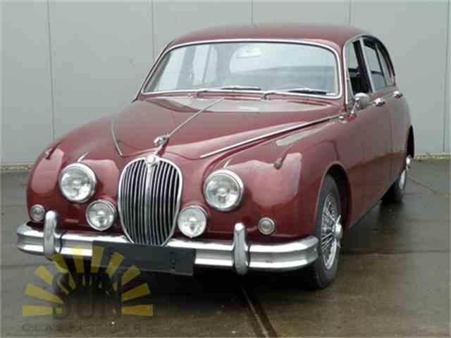 1960 Jaguar Mark II   990546