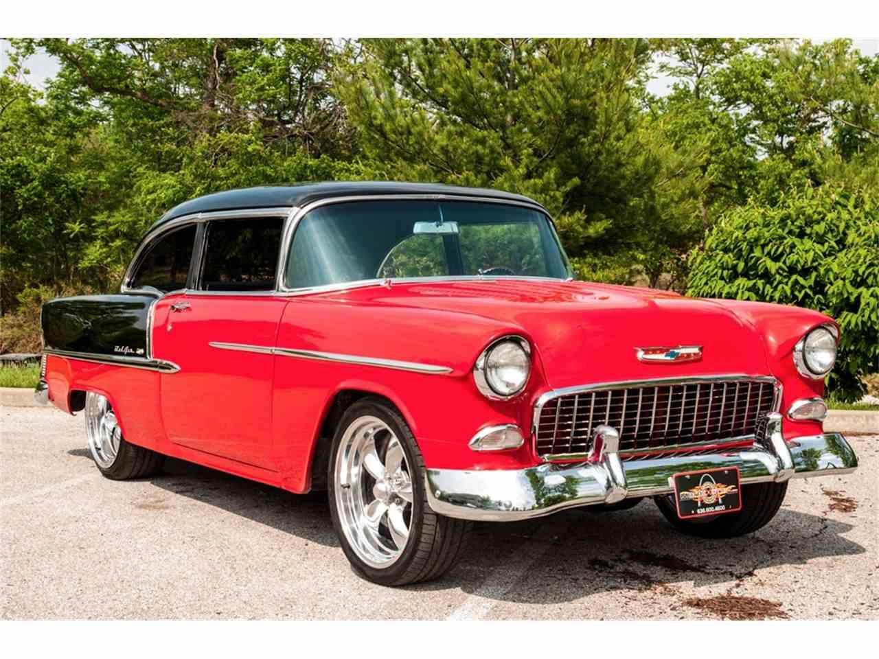 1955 Chevrolet Bel Air 2 Door Hardtop for Sale | ClassicCars.com ...