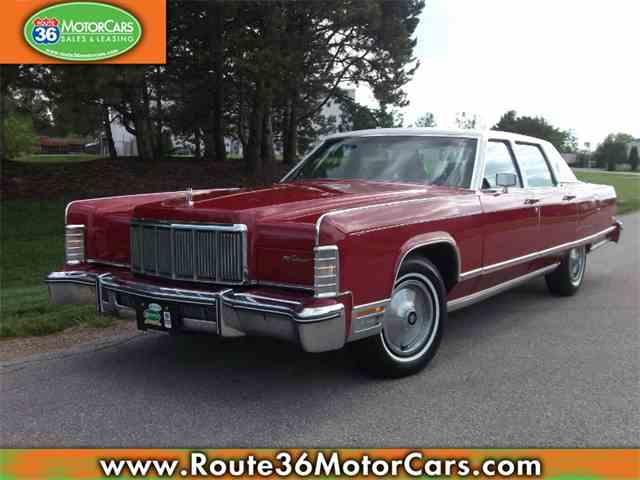1976 Lincoln Continental | 995470