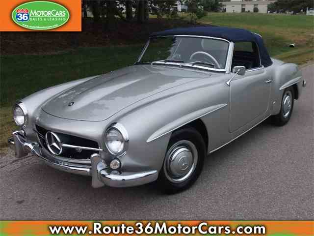 1957 mercedes benz for sale on 11 available for Buy old mercedes benz