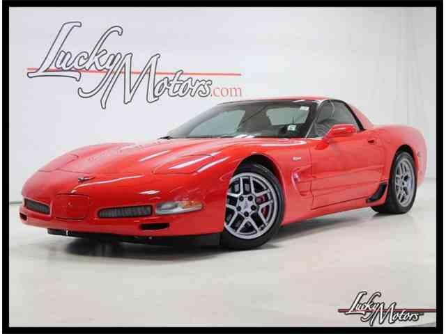 2002 Chevrolet Corvette | 995482