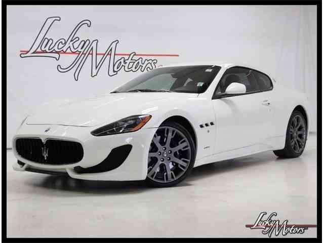 2014 Maserati GranTurismo | 995485