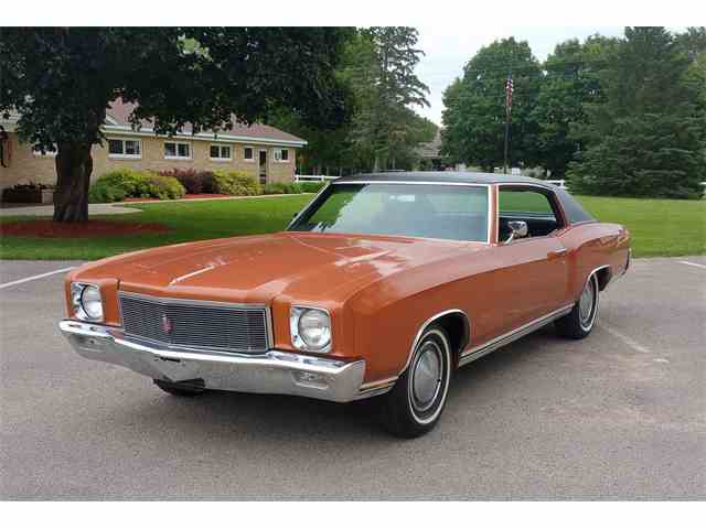 1971 Chevrolet Monte Carlo | 995497