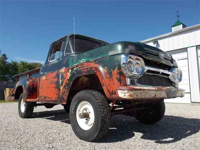 1960 Ford F100 | 990055