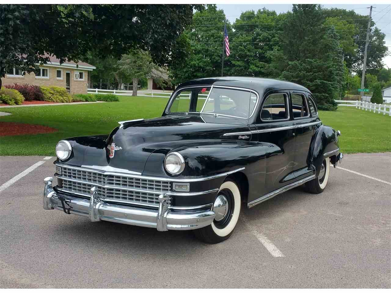 1948 Chrysler Windsor for Sale | ClassicCars.com | CC-995500
