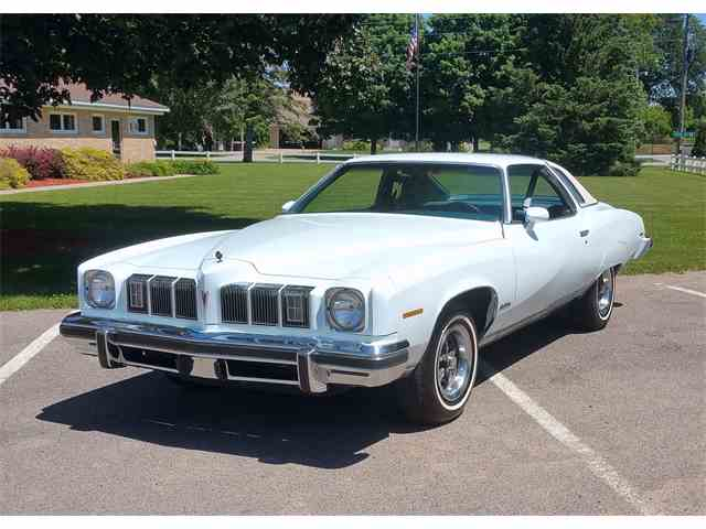 1975 PONTIAC GRAND LEMANS | 995501