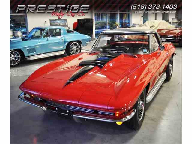 1967 Chevrolet Corvette L71 435 HP | 995505