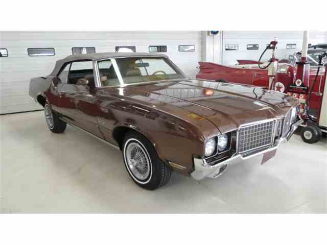 1972 Oldsmobile Cutlass | 995506