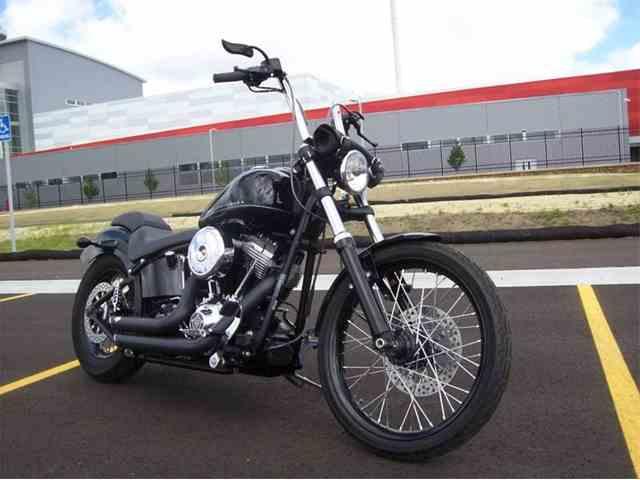 2011 Harley-Davidson FXS Blackline | 995514