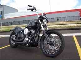 2011 Harley-Davidson FXS Blackline for Sale - CC-995514