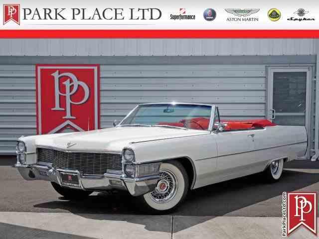 1965 Cadillac DeVille | 995521