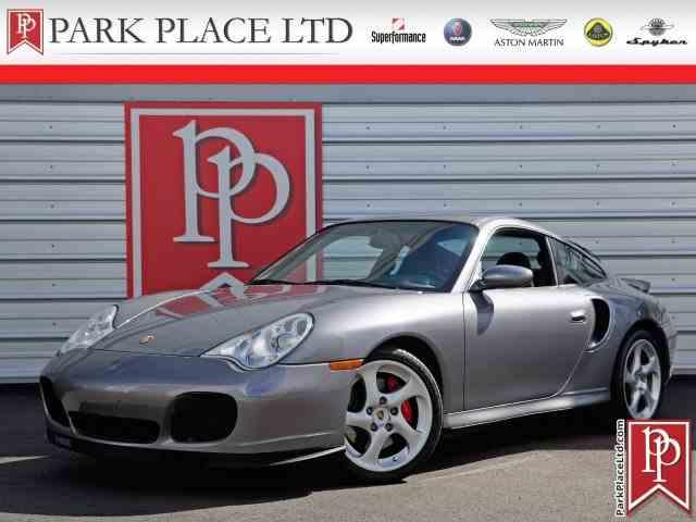 2002 Porsche 911 | 995522