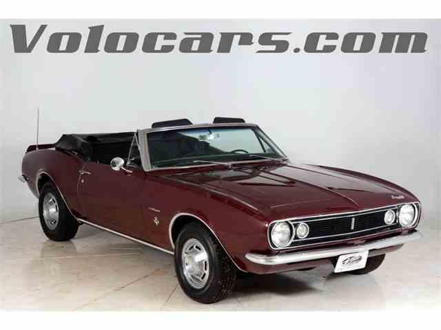 1967 Chevrolet Camaro | 995524