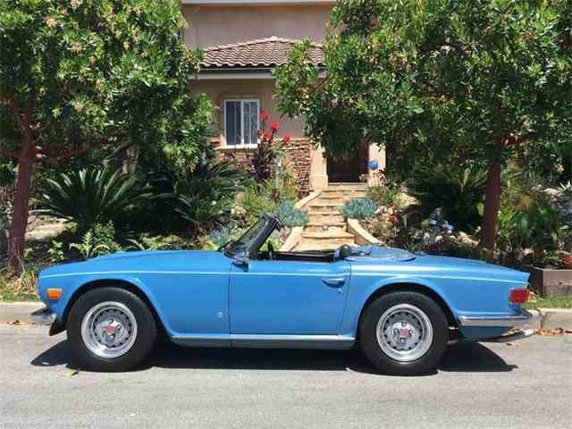 1973 Triumph TR6 | 995525