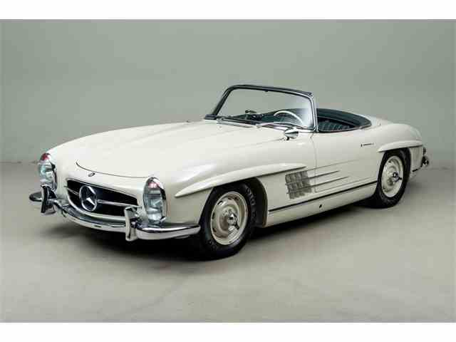 1961 Mercedes-Benz 300SL Roadster | 995526