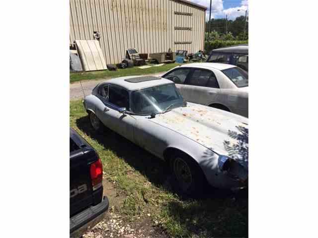 1972 Jaguar XKE | 995531