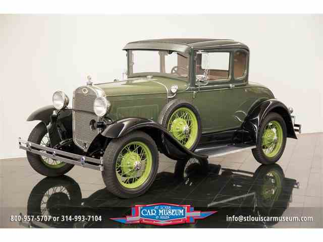 1931 Ford Model A Deluxe Coupe | 995533