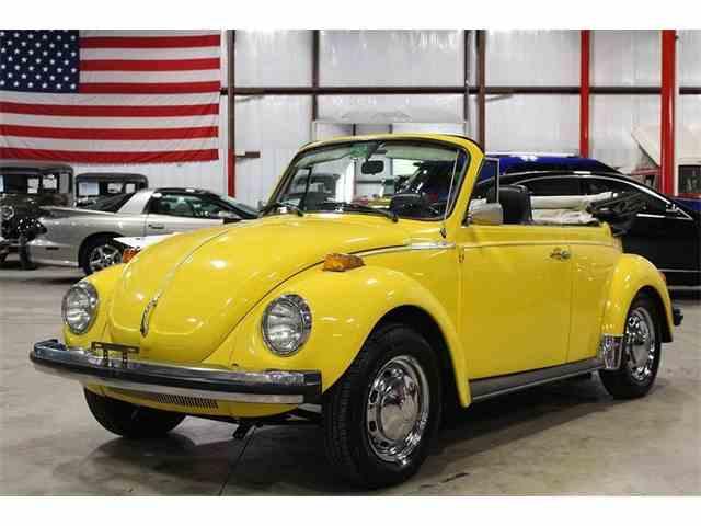 1975 Volkswagen Super Beetle | 995540