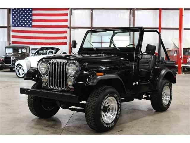1978 Jeep CJ5 | 995541