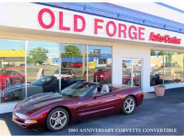 2003 Chevrolet Corvette | 995543