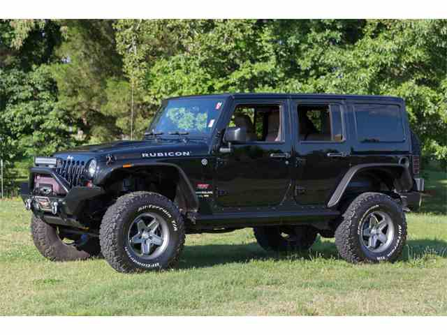 2012 Jeep Rubicon | 995548
