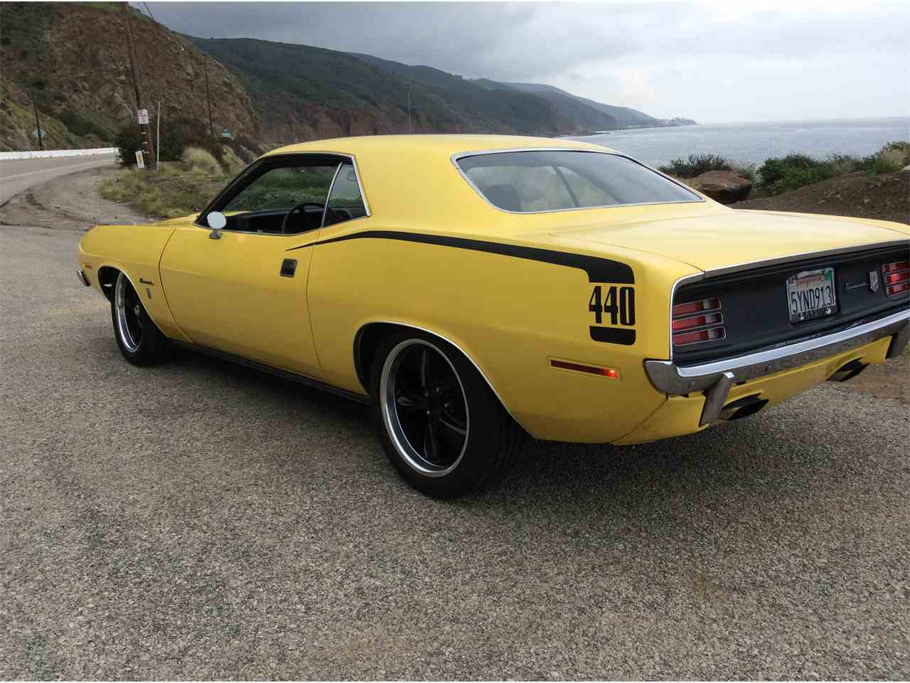 Large Picture of '70 Barracuda - L8BF