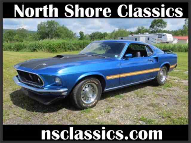 1969 Ford Mustang | 995550
