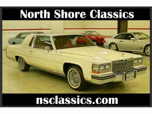 1985 Cadillac Fleetwood for Sale on ClassicCarscom  2 Available