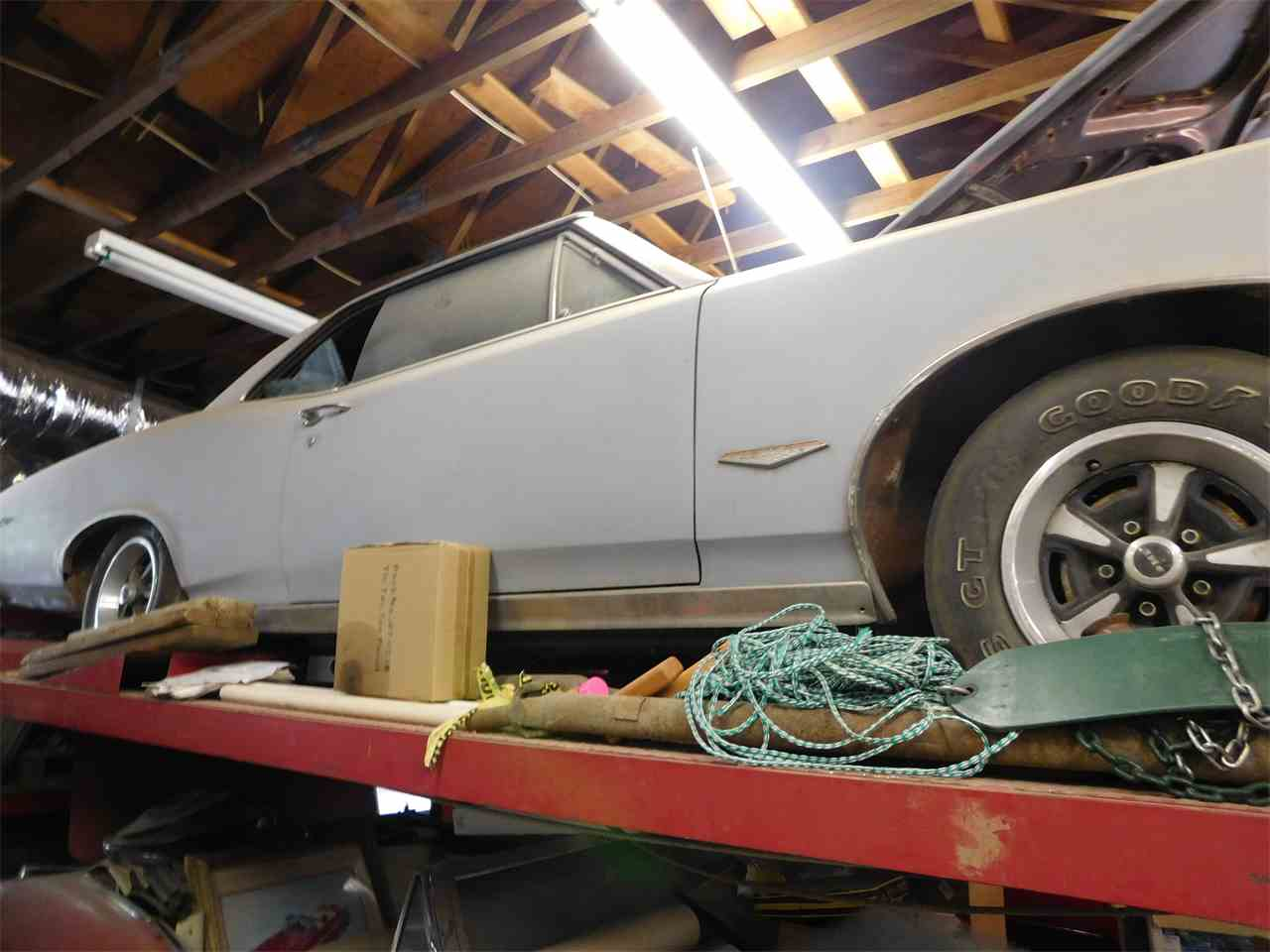 Large Picture of Classic 1966 Pontiac GTO - $22,000.00 - LC6H