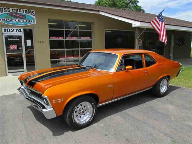1972 Chevrolet Nova | 995563