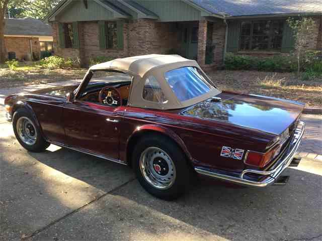 1971 Triumph TR6 | 995568